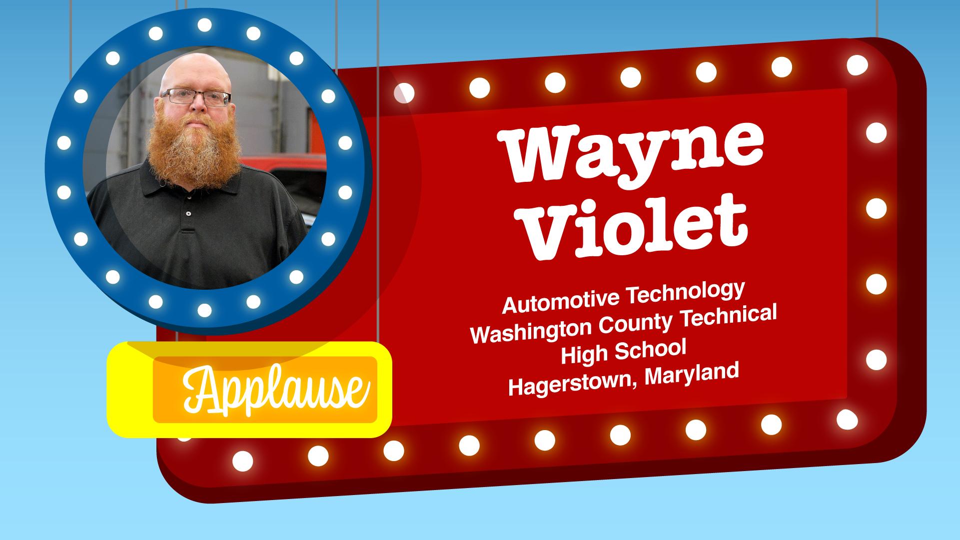 Wayne Violet